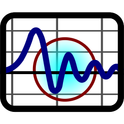 IIR filter impulse logo